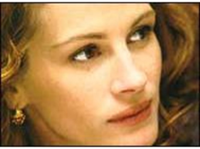 En sevilen yıldız Julia Roberts